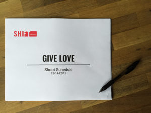 Give Love Shift Visuals Video Production Green Bay Commercial Photography Ad Social Media Marketing Corporate TV Advertising Appleton Milwaukee Madison Wisconsin